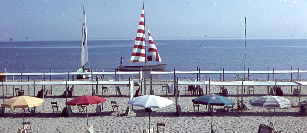 Spiaggia 62 riccione sandrino dalla nascita nel 39 900 ad oggi - Bagno 70 riccione ...